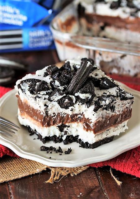 No-Bake Oreo Yum Yum Image