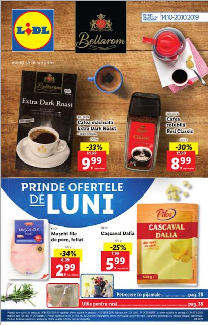 LIDL catalog brosura 14-20.10