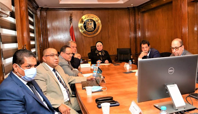 جامع تبحث مع ممثلى شركة أمازون العالمية خطط التوسع فى السوق المصرية