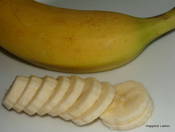 banana to boost mood and energy