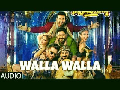 WALLA WALLA SONG LYRICS PAGALPANTI