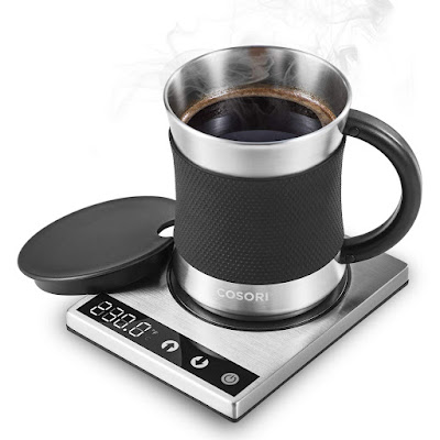Cosori Coffee Mug Warmer Set