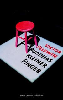 cover viktor pelewin buddhas kleiner finger