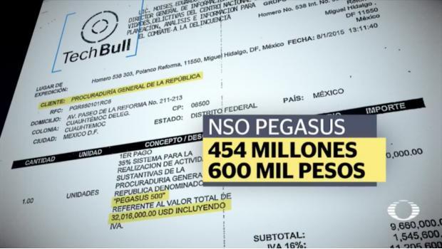 Empresa que vendió Pegasus a PGR borró todo rastro de su existencia