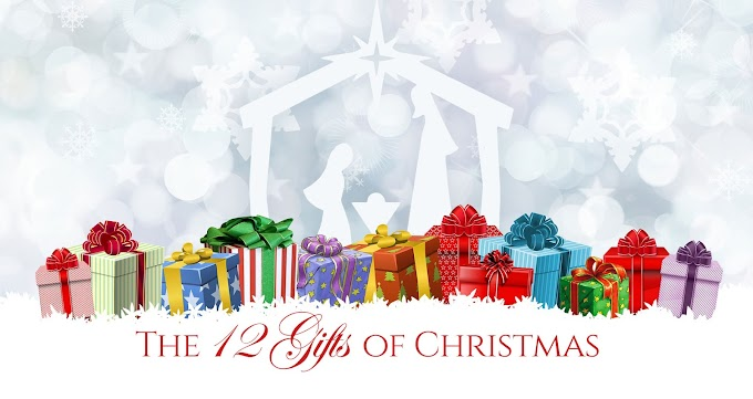 12 Gifts of Christmas for Each Discerning Individual