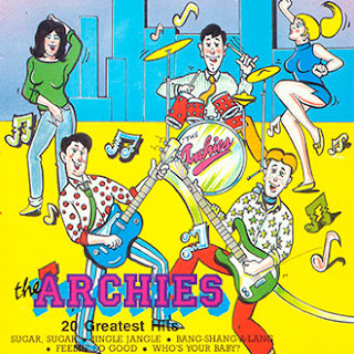The Archies - 20 Greatest Hits (1988)