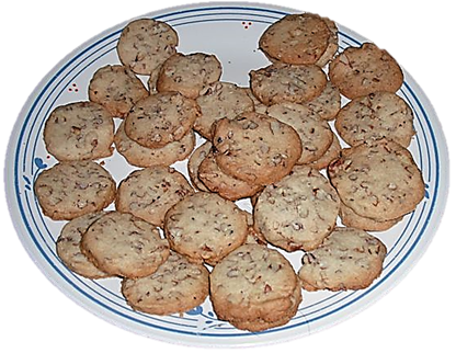 Children's favorite baked butter jeera biscuits recipe home-made