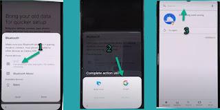 Cara FRP Unlock SM-M205 Samsung M20 FRP bypass Tanpa Komputer