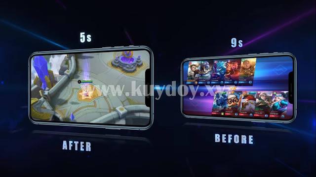 Cara Downgrade Mobile Legends Speedy Version Ke Old Server
