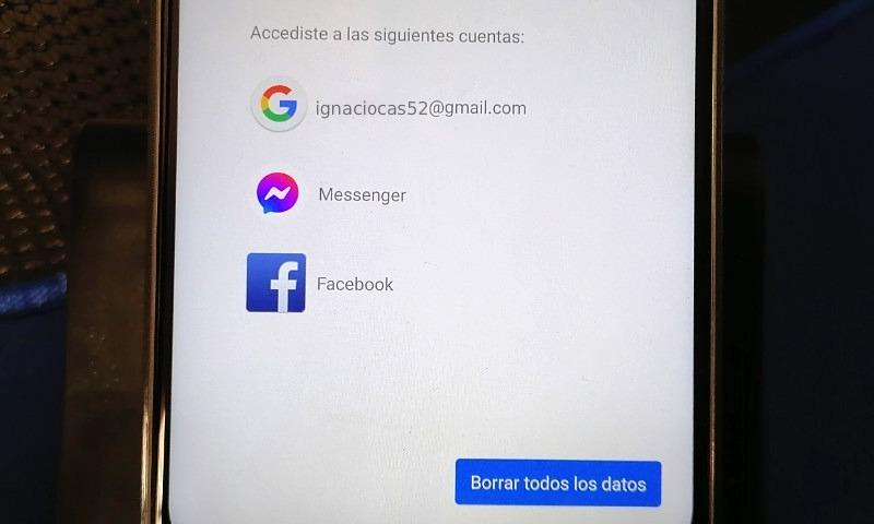 Restableciendo un teléfono Xiaomi a través de los Ajustes