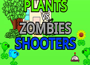 Plants vs. Zombies Shooters V. 0.1