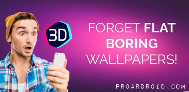 تحميل تطبيق 3D Parallax Background