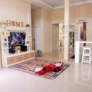 gambar ruang keluarga cocok untuk anak