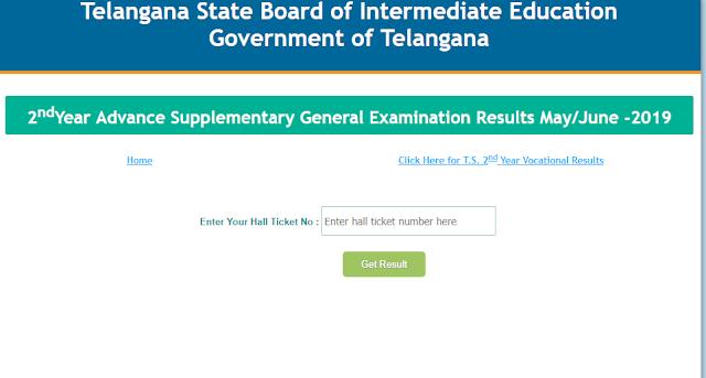 Telangana State Board of Intermediate Education