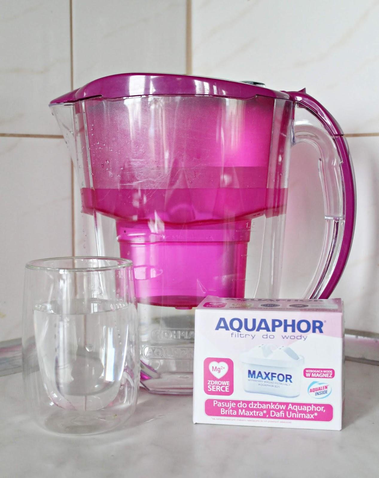 dlaczego warto pić filtrowaną wodę?