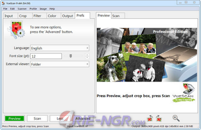 VueScan Pro 9.5.75 Full Version