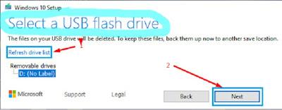 установка windows 10 на компьютер