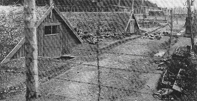 Dachau camp at Kaufering during World War II worldwartwo.filminspector.com