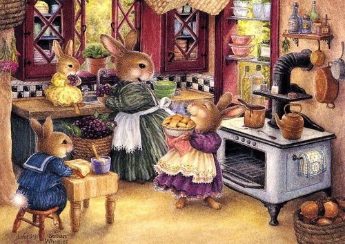 ilustraciones  Susan Wheeler