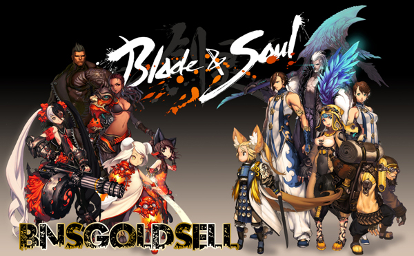 Buy Blade and Soul Gold