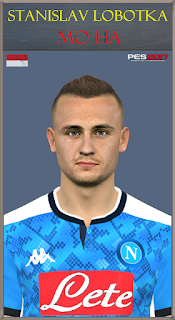 PES 2017 Faces Stanislav Lobotka by Mo Ha