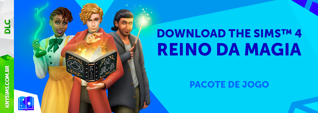 Download The Sims 4 Reino da Magia (Realm Of Magic) Pacote de Jogo + Crack