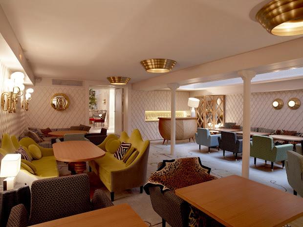 ' Trouvaillesdujour India Mahdavi Hotel