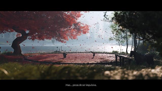 Análisis Ghost of Tsushima en PS4 Jin Sakai Recuerdos