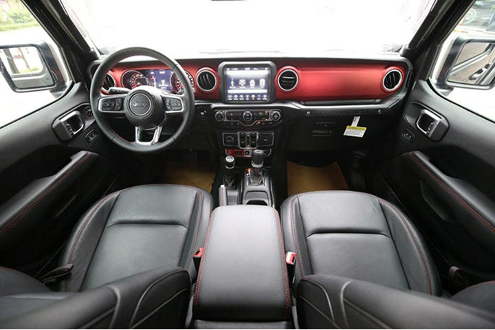 Jeep Wrangler Rubicon 2020 giá hơn 4 tỉ đồng tại Việt Nam