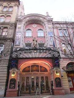 Teatro de Operettas Budapest
