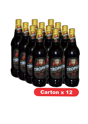 600ML TROPHY EXTRA SPECIAL STOUT BOTTLE