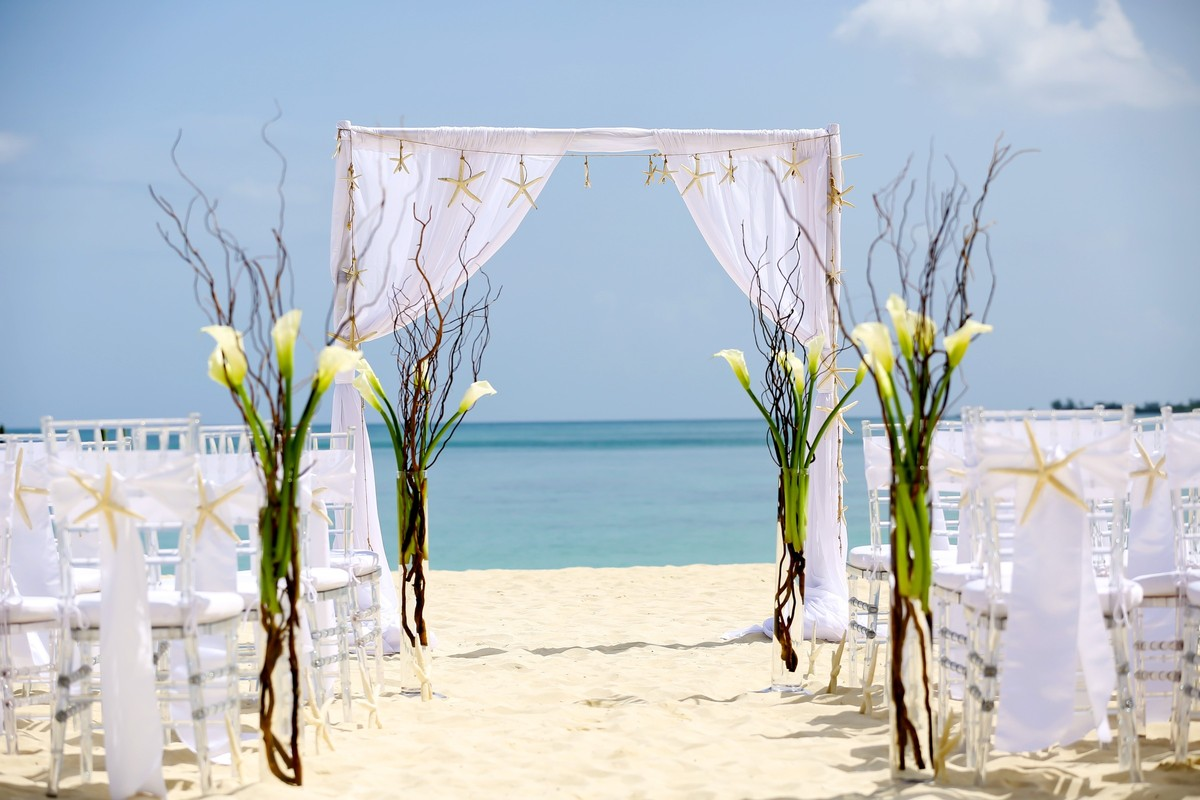 Average Cost Of a Destination Wedding In Bahamas