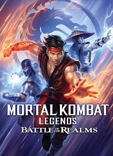 Mortal Kombat Legends: Battle of the Realms[2021][NTSC/DVDR-Custom HD]Ingles, Español Latino