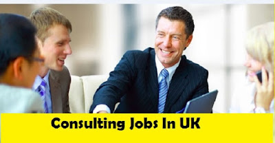 Consulting Jobs In UK