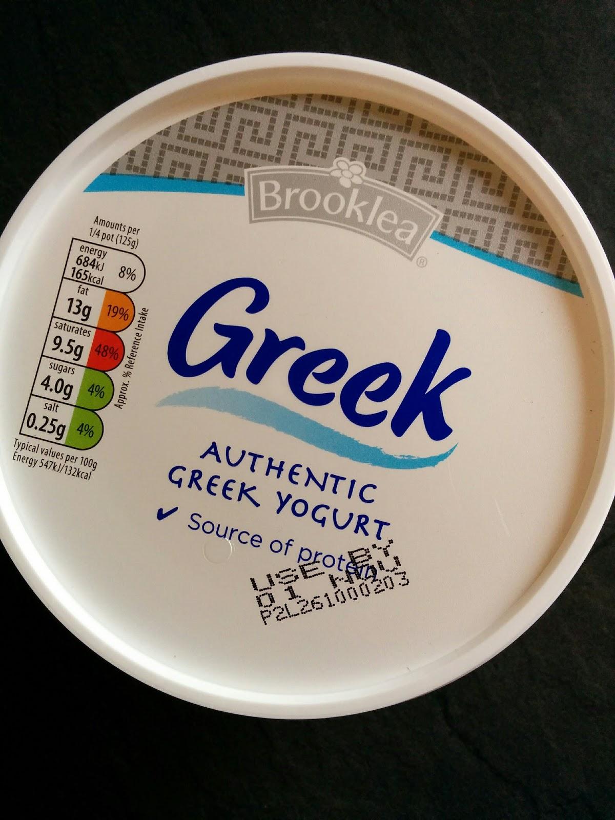 Aldi Fat Free Natural Yogurt Nutrition