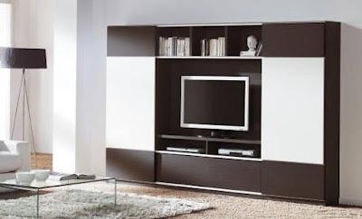 Desain Rak Televisi Minimalis Terbaru