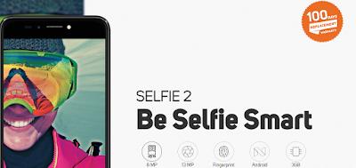 Micromax Selfie 2 Smartphone