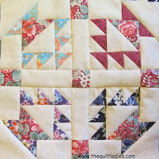 free basket quilt block