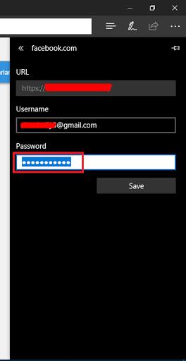 Melihat password gmail di Internet Exploler