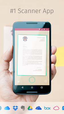 Scanbot PDF Document Scanner Premium v6.0.3.168 APK Terbaru