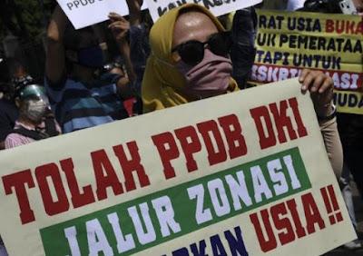 PPDB DKI Dibatalkan Bisa Ancam Hak Pendidikan Anak Usia Tua