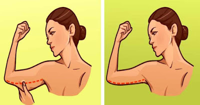 This 3 Minute Workouts Will Get Rid Of Flabby Arms For Good