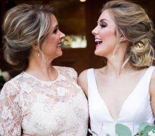 كيف تتحدث مع أم العروس