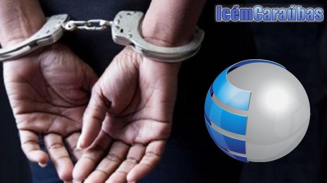 Fugitivo da Justiça do RN é preso na cidade de Blumenau em Santa Catarina