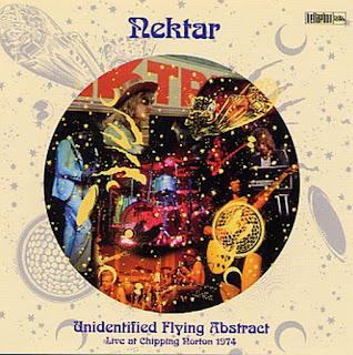 Nektar - 2002 - Unidentified Flying Abstract