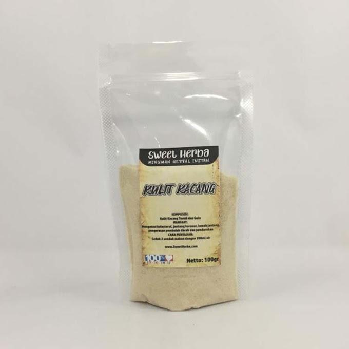 Kulit Kacang Pouch 100 Gram