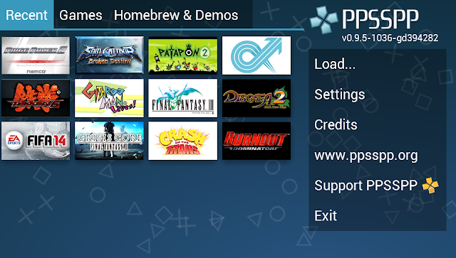 PPSSPP Gold - PSP Emulator APK Full Version