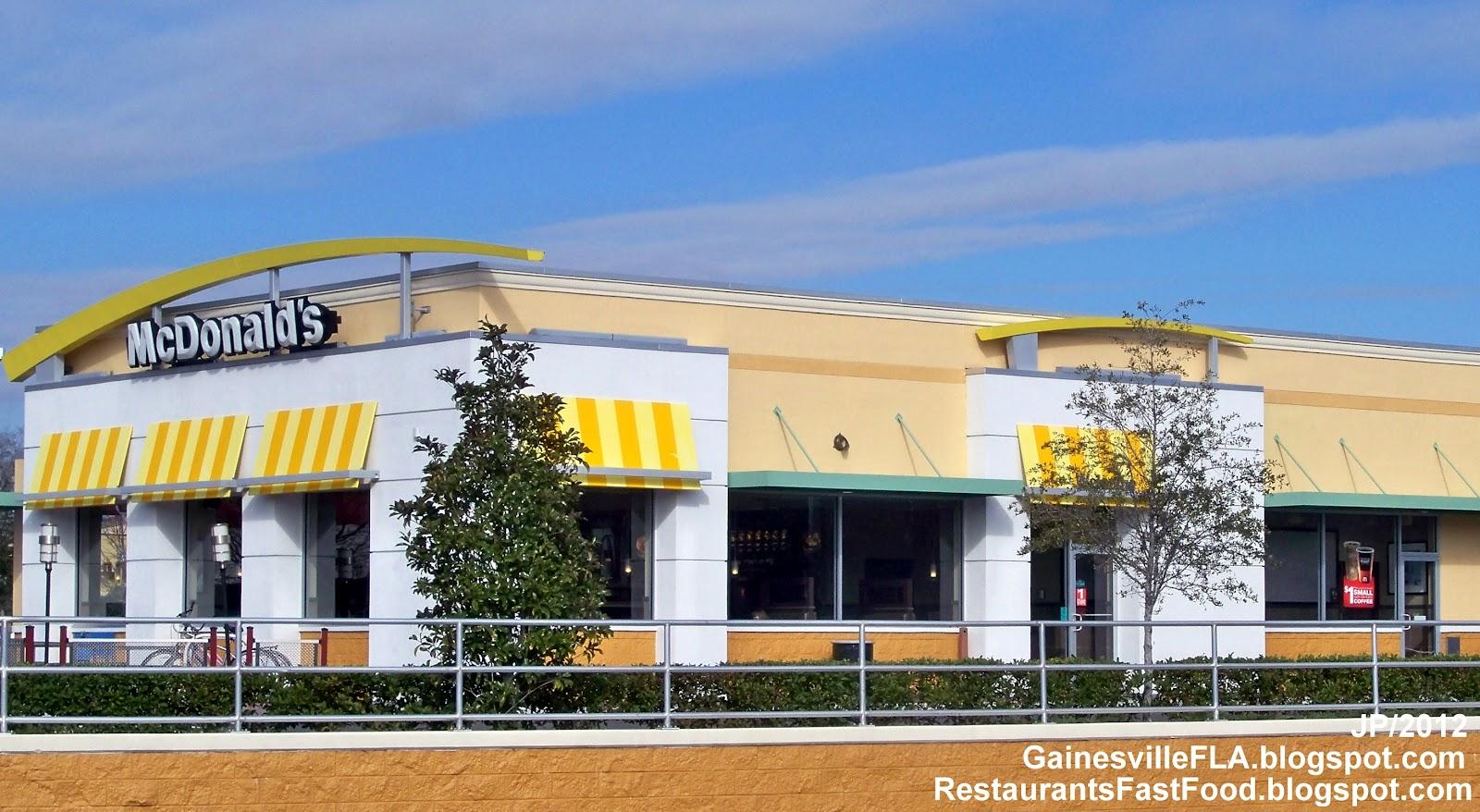 Gainesville Fl Fast Food