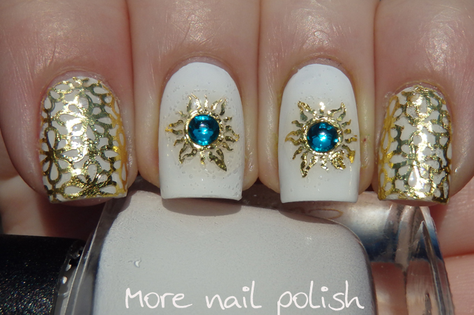 31dc2014 Honor Nails You Love More Nail Polish