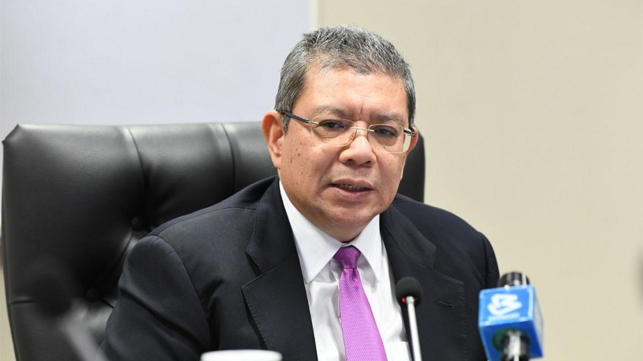 Menteri Komunikasi & Multimedia, Dato' Saifuddin Disahkan Positif COVID-19